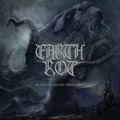 CD Shop - EARTH ROT BLACK TIDES OF OBSCURITY LTD