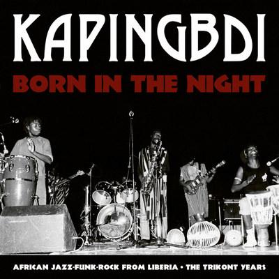 CD Shop - KAPINGBDI BORN IN THE NIGHT LTD.