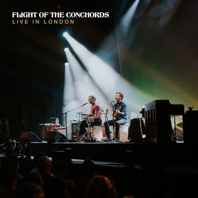 CD Shop - FLIGHT OF THE CONCHORDS LIVE IN LONDON