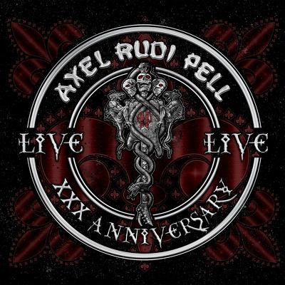 CD Shop - AXEL RUDI PELL XXX ANNIVERSARY LIVE LT