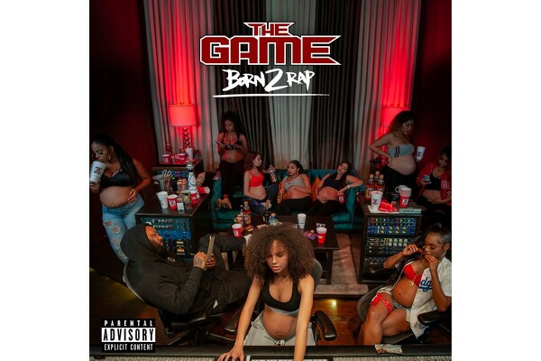 CD Shop - GAME, THE BORN 2 RAP LTD.