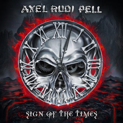 CD Shop - AXEL RUDI PELL SIGN OF THE TIMES