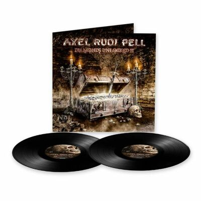 CD Shop - AXEL RUDI PELL DIAMONDS UNLOCKED II LT