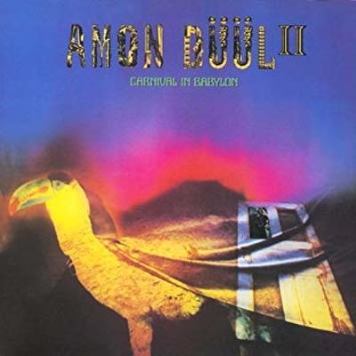 CD Shop - AMON DUUL II CARNIVAL IN BABYLON LTD.