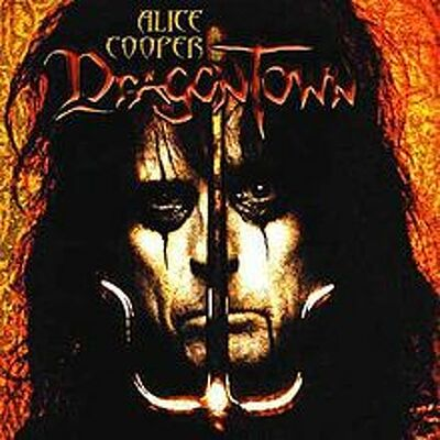 CD Shop - ALICE COOPER DRAGONTOWN LTD.