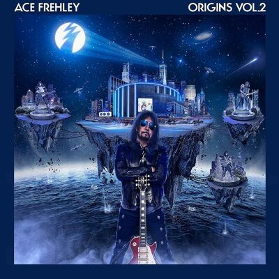 CD Shop - ACE FREHLEY ORIGINS VOL. II LTD.