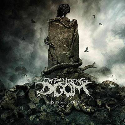 CD Shop - IMPENDING DOOM THE SIN AND DOOM VOL II