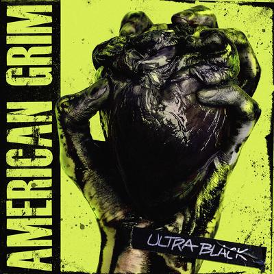 CD Shop - AMERICAN GRIM ULTRA BLACK LTD.