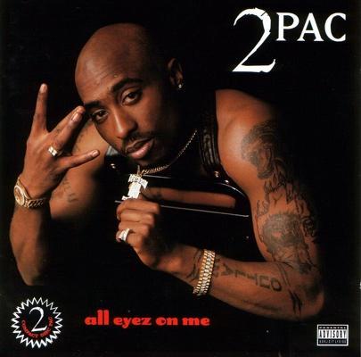 CD Shop - 2PAC ALL EYEZ ON ME EXPLICIT