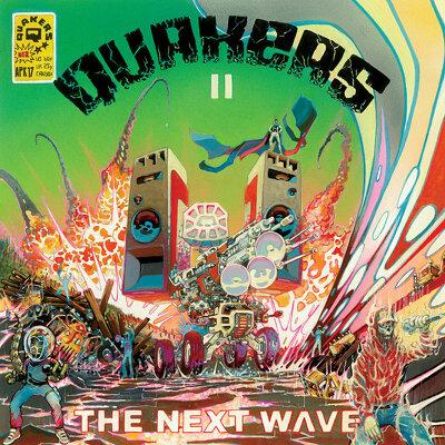 CD Shop - QUAKERS II THE NEXT WAVE LTD.