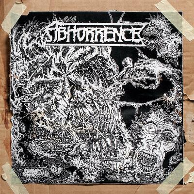 CD Shop - ABHORRENCE COMPLETELY VULGAR BLACK LTD