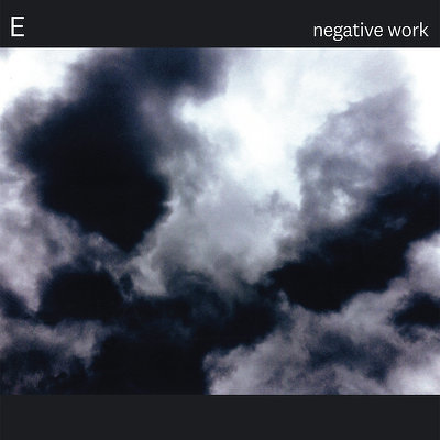 CD Shop - E NEGATIVE WORK LTD.