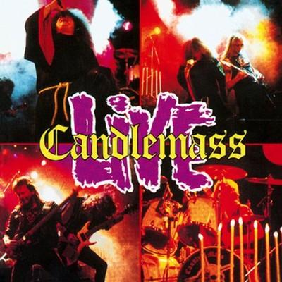 CD Shop - CANDLEMASS CANDLEMASS LIVE LTD.