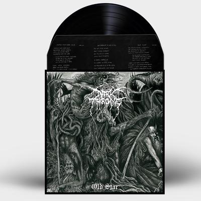 CD Shop - DARKTHRONE OLD STAR BLACK LTD.