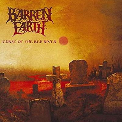 CD Shop - BARREN EARTH THE CURSE OF THE RED RIVE