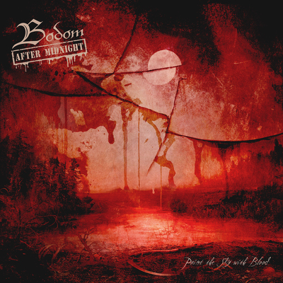 CD Shop - BODOM AFTER MIDNIGHT PAINT THE SKY WITH BLOOD