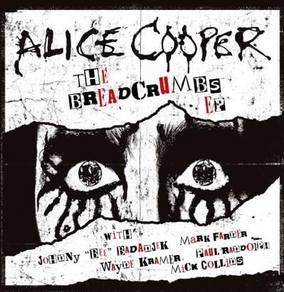 CD Shop - ALICE COOPER THE BREADCRUMBS EP LTD.
