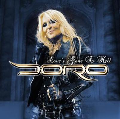 CD Shop - DORO LOVE