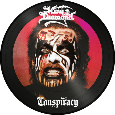 CD Shop - KING DIAMOND CONSPIRACY LTD.