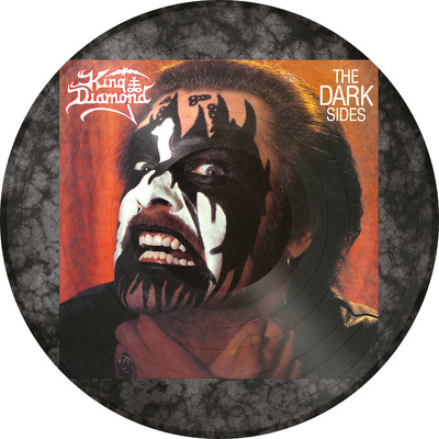 CD Shop - KING DIAMOND THE DARK SIDES LTD.