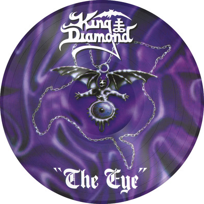 CD Shop - KING DIAMOND THE EYE LTD.