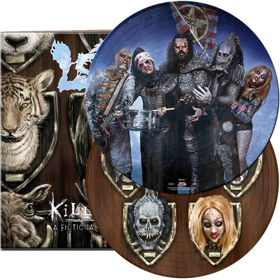 CD Shop - LORDI KILLECTION PICTURE LTD.
