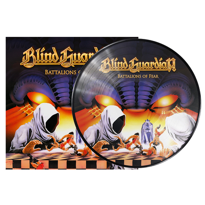 CD Shop - BLIND GUARDIAN NIGHTFALL IN MIDDLE EAR