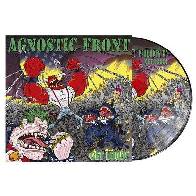 CD Shop - AGNOSTIC FRONT GET LOUD! LTD.