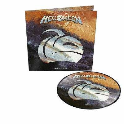 CD Shop - HELLOWEEN SKYFALL LTD.