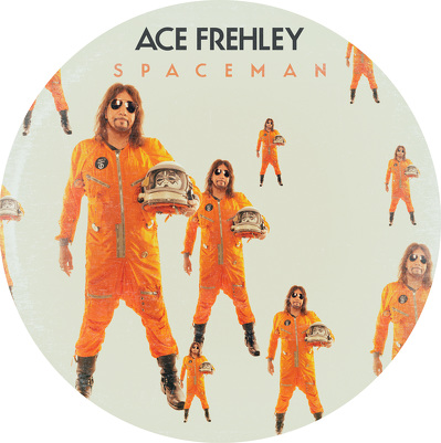 CD Shop - ACE FREHLEY SPACEMAN PICTURE LP LTD.