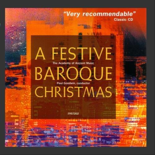CD Shop - A FESTIVE BAROQUE CHRISTMAS
