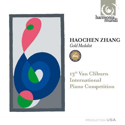 CD Shop - 13E C. VAN CLIBURN ARGENT(SHANG)