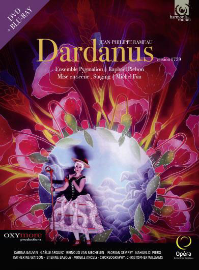 CD Shop - RAMEAU DARDANUS