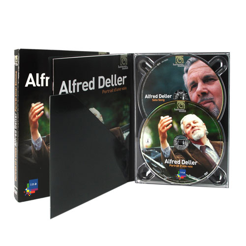 CD Shop - A. DELLER -PORTRAIT D
