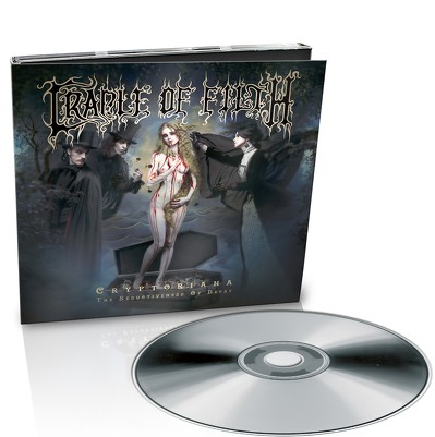 CD Shop - CRADLE OF FILTH CRYPTORIANA: THE SEDUC