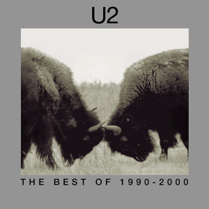 CD Shop - U 2 BEST OF 1990-2000