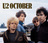 CD Shop - U 2 OCTOBER/REMASTERED