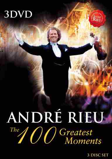CD Shop - RIEU ANDRE 100 GREATEST MOMENTS