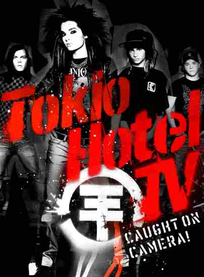 CD Shop - TOKIO HOTEL CAUGHT ON CAMERA