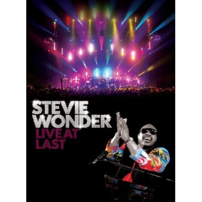 CD Shop - WONDER STEVIE LIVE AT LAST