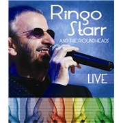 CD Shop - STARR RINGO RINGO AND THE ROUNDHEADS