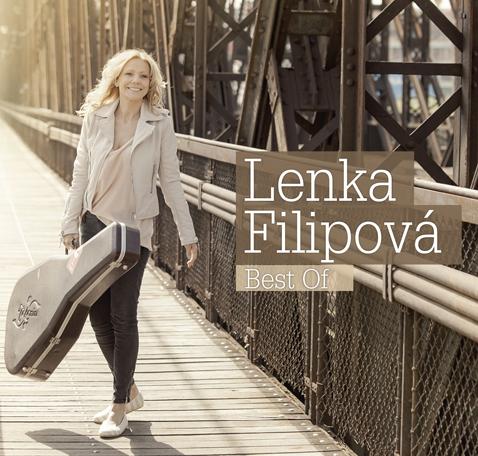 CD Shop - FILIPOVA LENKA BEST OF