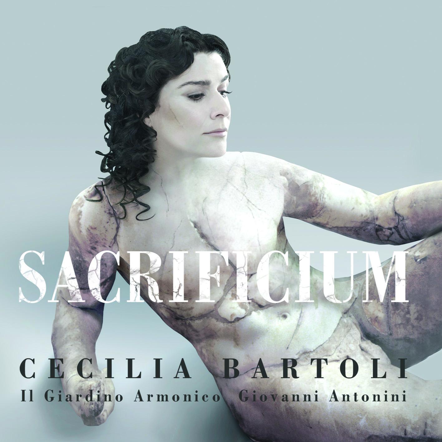CD Shop - BARTOLI CECILIA SACRIFICIUM
