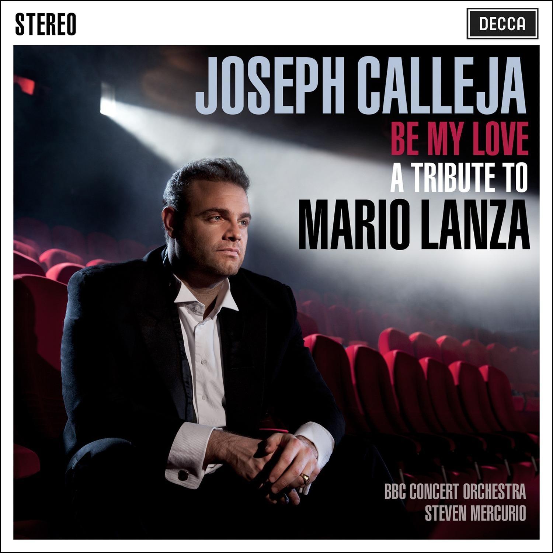 CD Shop - CALLEJA JOSEPH BE MY LOVE