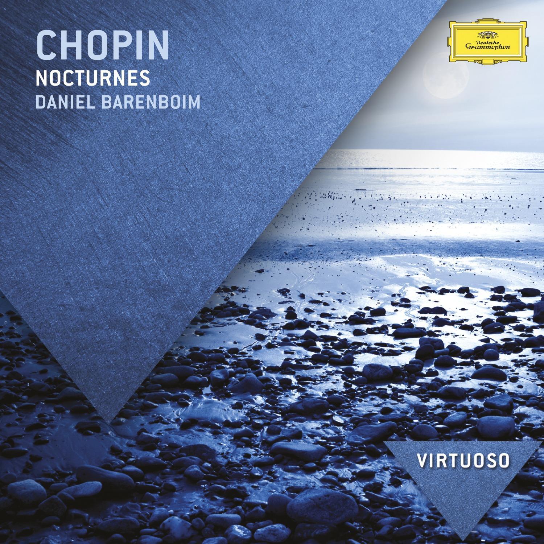 CD Shop - BARENBOIM DANIEL Chopin: Nokturna (výběr)