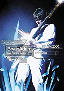 CD Shop - ADAMS BRYAN LIVE AT SLANE CASTLE