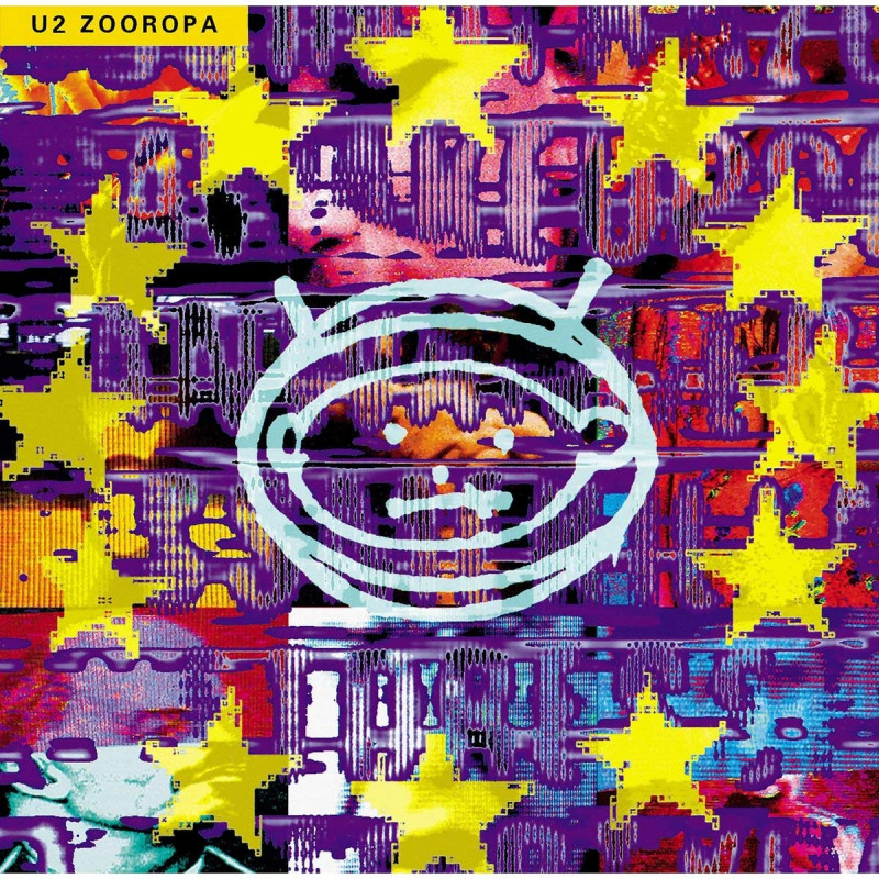 CD Shop - U 2 ZOOROPA