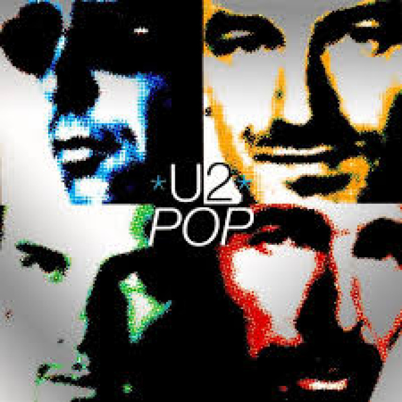 CD Shop - U 2 POP