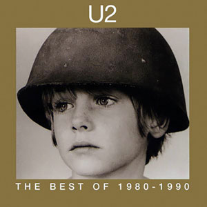CD Shop - U 2 BEST OF 1980-1990
