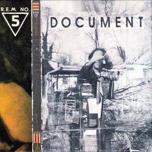 CD Shop - R.E.M. DOCUMENT